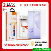 T-Max Tempered Glass Samsung Galaxy Note 20 Ultra / Note 20 Anti Gores - Note 20 Ultra