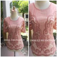 blouse atasan import jumbo / baju pesta impor big size XXL 3L 4L 5L