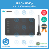 HUION H640P Graphic Drawing Pen Tablet Pentab Android alt H430P HS64