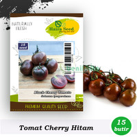 Benih-Bibit Tomat Black Cherry (Haira Seed)