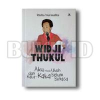 Buku Widji Thukul: Aku Masih Utuh dan Kata-kata Belum Binasa
