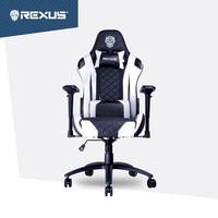 REXUS RGC-101 V2 Gaming Chair / Kursi Gaming - White