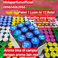 Parfum Non Alkohol Blue emotion Roll on 7ml Minyak Wangi Non Alkohol