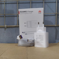 CHARGER HUAWEI 40W SUPER CHARGE P40 / P30 PRO ORIGINAL 100% [ USB-C ]