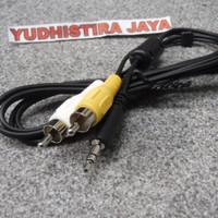 Olympus Kabel AV Jack 3.5mm Original CB-AVC1