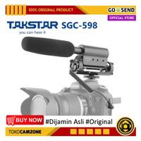 Takstar SGC-598 Shotgun Microphone DSLR Camcorder MIC RecordIng