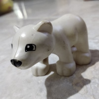 Lego Duplo Figure anak beruang abis main belum mandi
