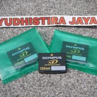 Olympus XD Card 128MB Original Made in Japan