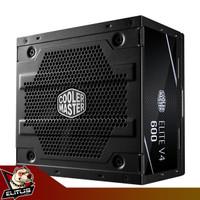PSU Cooler Master 600 watt white 80+ - Elite V4, 600 watt white