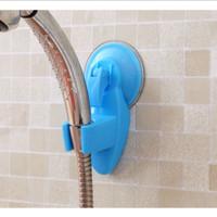 Hook Gantungan Shower Suction Cup Holder Dudukan Shower