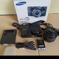 Samsung mirrorless NX1000 20MP NX SMART Digital Wifi