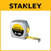 Stanley Meteran Power Lock 8M/26' Tape (STHT33428-8)