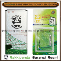 Baterai RakkiPanda Huawei Honor U19 3C Lite G0C55A Holly HB474284RBC