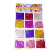 serbuk Glitter bubuk halus metalik / Glitter creative craft jellyfish