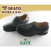 Sepatu Gats Kulit Casual Pria Keren Original Murah Sepatu Pantofel