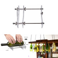 Pemotong Botol Kaca Glass Bottle Cutter DIY Tool - WD19 - Silver