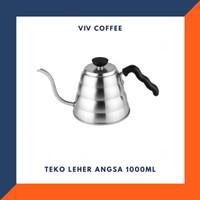 Coffee Maker/Teko Leher Angsa/Teko Kopi