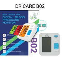 DR Care B02 Blood Pressure Monitor Alat Tensi Digital Tensimeter B02