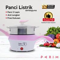 PARIM PANCI ELEKTRIK Electric Fry PaN PANCI BAHAN TEFLON PRM-802