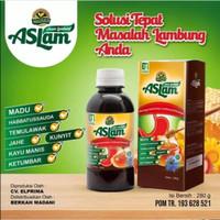 Aslam Original Madu Asam Lambung Masela Gerd Maag Akut Asli BPOM HALAL