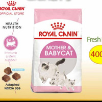 Makanan Kucing Royal Canin Mother & Babycat 400gr