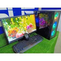 PC Gaming Core i5 VGA 2 GB Full set Siap pakai
