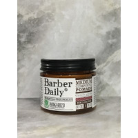 Makarizo Barber Daily Pomade Medium Compound 12x120gr ( 1 Karton )