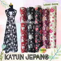 Kain Katun Japan Design Rosita