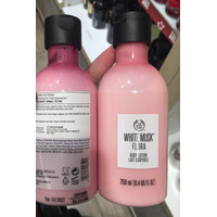 BODY LOTION WHITE MUSK FLORA 250 ML THE BODY SHOP