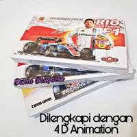 Buku Gambar Kiky A4 Murah / Harga Grosir / isi 10 buku