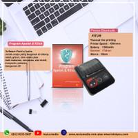 Program Apotek + Printer Bluetooth