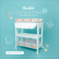 Cocolatte - Changing Table/Baby Tafel/Bak Mandi CL6969