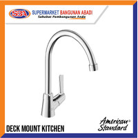 KRAN SINK MEJA AMERICAN STANDARD MY WINSTONE DECK MOUNT KITCHEN