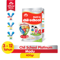 Chil School Platinum Moricare+ Honey 400gr