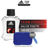 ADIDAS Team Force Eau De Toilette 100ml