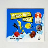 Buku anak - sains fiksi Balita ( hard cover ) - bestari kids
