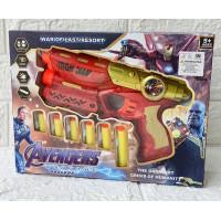 Soft Bullet Blaster Avenger Mainan Pistol Senjata Anak No. A928