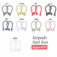 AirPods Hook Earhook Silicone Wireless Sports Anti-Lost