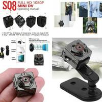 kamera pengintai mini DB SQ8 infrared support konek ke tv spy camera