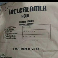 Krimer Bubuk - Creamer Powder 1Kg non Dairy Halal Repack