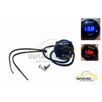 Voltmeter Digital 9NINE LUMINOS MODEL BULAT MINI ORIGINAL