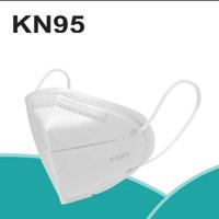 MASKER KN95 FACE MASK /MASKER KN95 DISPOSABLE MASK PROTECTIVE