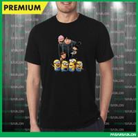 kaos tshirt Despicable Me Minions Gru