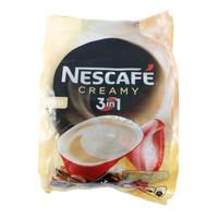 Nescafe 3-in-1 Kopi Bubuk Putih & Creamy