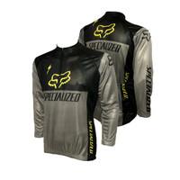 baju jersey balap sepeda panjang specialized