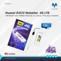 Huawei E3372 4G LTE USB Modem Cat4 150Mbps Telkomsel XL Indosat Three