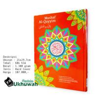 Mushaf Al Qayyim Al Quran Rasm Utsmani Non Terjemah A4
