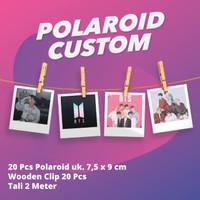 Polaroid Custom/Pajangan Foto - Medium