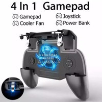game pad 4 in 1 trigger cooling fan