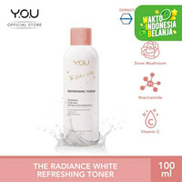 Y.O.U The Radiance White Refreshing Toner 100mil